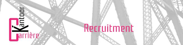 Carrierekantoor pagina Recruitment